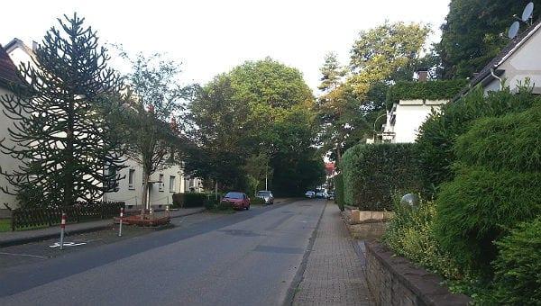 Baustelle Odenthalter Mühlenweg 2 600