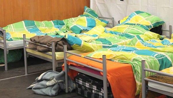 Flüchtlingsunterkunft Bergisch Gladbach Sand