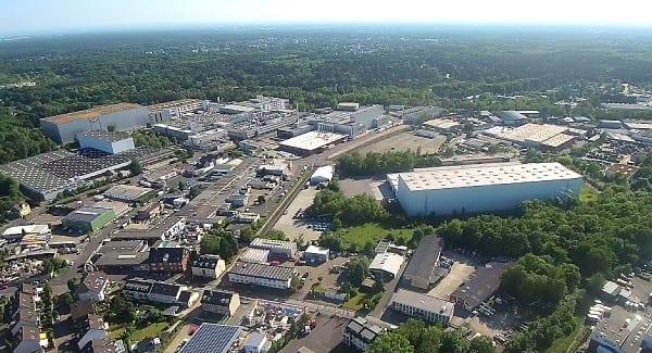 Industrie in Heidkamp. Foto: Stefan Krill