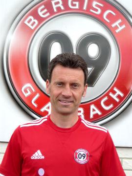 Thomas Zdebel, der neue Cheftrainer des SV 09