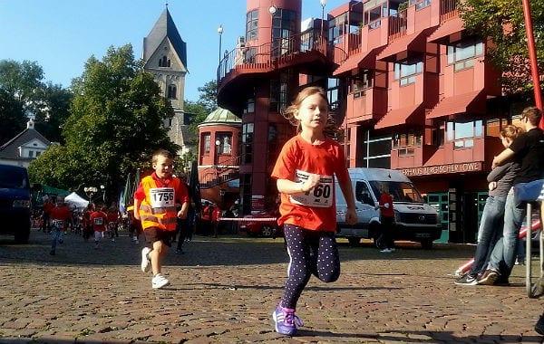 Stadtlauf 2015 Bambini 4