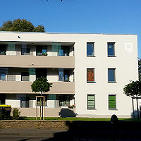 Wohnungsbaugesellschaft nicht in Sicht