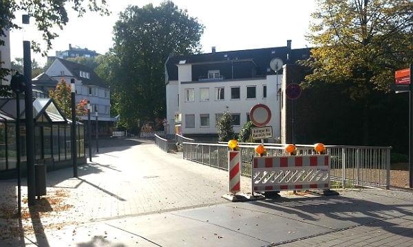 Baustelle Buchmühle Hauptstraße 600
