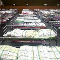 Feldstraße: DRK quartiert ersten 103 Flüchtlinge ein