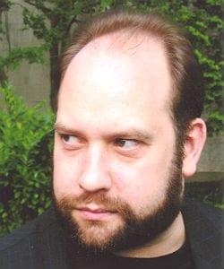 Rezitator Gerd J. Pohl