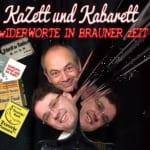"""""""KaZett und Kabarett – Widerworte in brauner Zeit"""""""