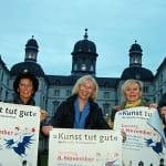 """Kunst tut gut"" zieht aus der Villa ins Schloss"