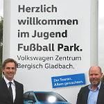 """Flora wird """"VW Zentrum – Jugend Fußball Park"""""""