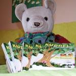 Neues von Kuddel Knuddelbär: Autorenlesung