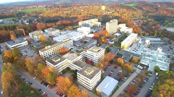 Technologiepark und Technologie Zentrum Moitzfeld. Foto: Milko Murat