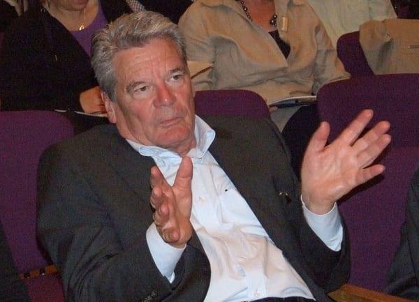 Joachim Gauck. Foto: Thoma CC BY-SA 2.0