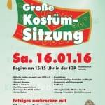 Karneval in Bergisch Gladbach 2015 / 2016