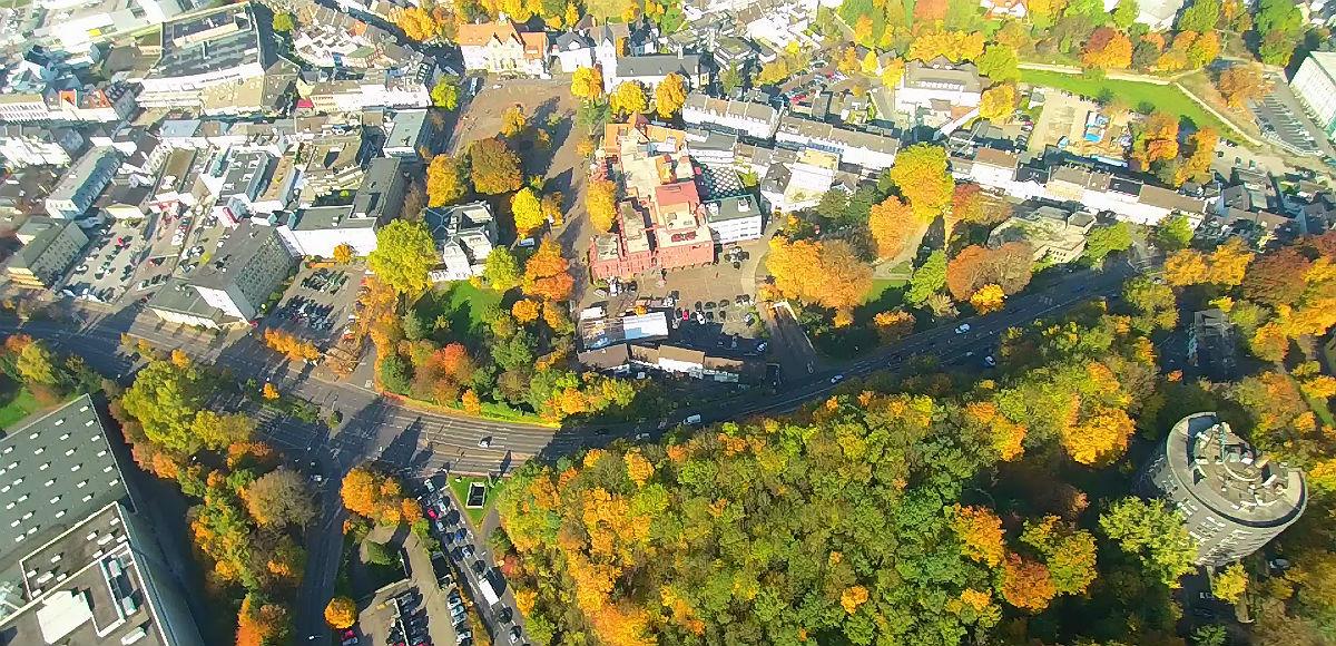 Gladbach im Herbstkleid