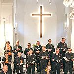 Sommerliche Serenadenkonzerte in der Gnadenkirche
