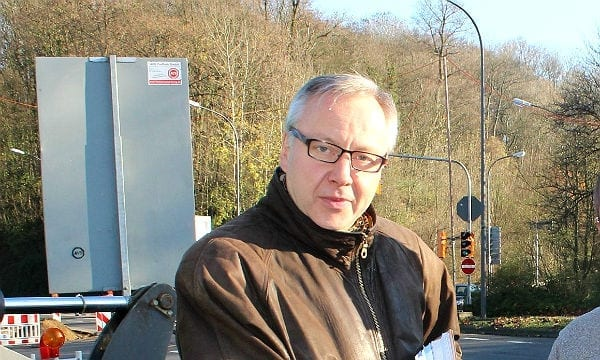 Stephan Schmickler, Stadtbaurat Bergisch Gladbach
