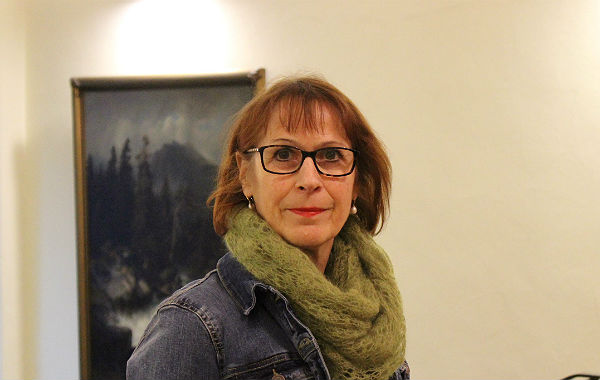 Michaela Fahner, Gleichstellungsbeauftrage der Stadt Bergisch Gladbach