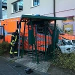 Suchtkranker stiehlt Rettungswagen der Feuerwehr