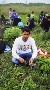 Hussein in Serbien