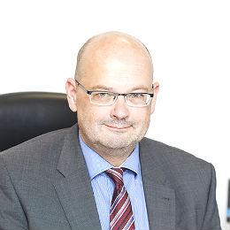Benedikt Merten, seit 2009 MKH-Chef