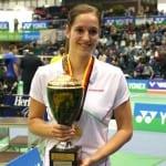 Carla Nelte ist Deutsche Meisterin 2016
