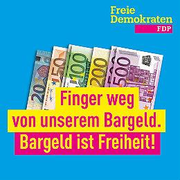 FDP Bargeld 260