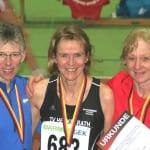 TVH-Senioren punkten bei Deutscher Hallenmeisterschaft