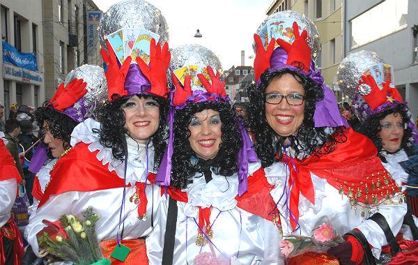 Karnevalszug BGL 2016 30