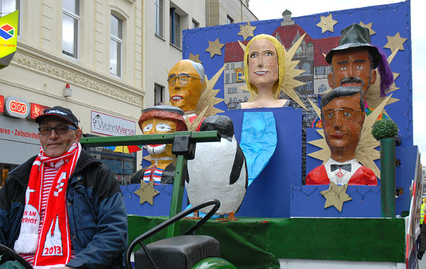 Karnevalszug BGL 2016 46
