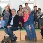 Eltern zufrieden mit der Kindertagespflege