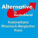 AfD Rhein-Berg plant Kundgebung gegen Merkel