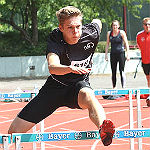 Moritz Lohmann erstmals in einem DM-Finale