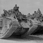 Karren, Panzer, Bahnen: Verkehrsmittel vor 100 Jahren