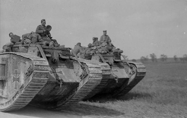 Tag der Archive Panzer 600