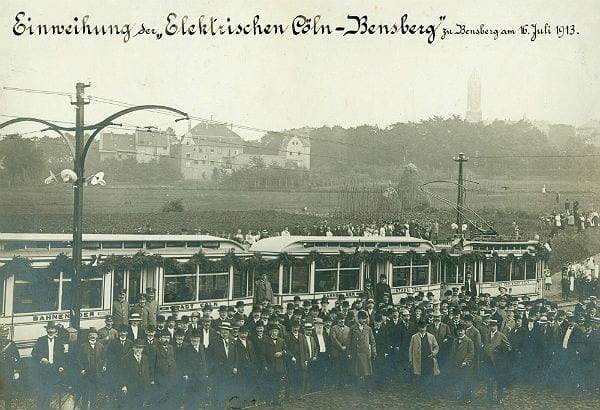 Tag der Archive Strassenbahn 600