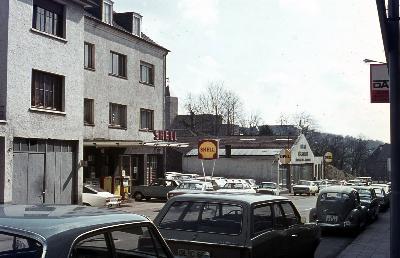 Opel Gierath an der Hangseite. Foto: Willi Fritzen