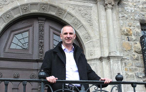 Alain Francois, der neue Leiter des Rechnungsprüfungsamtes der Stadt Bergisch Gladbach