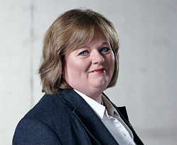 Berit Winkels. Vorsitzende des FNP-Ausschusses
