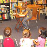 Buchhandlung Funk ruft Schüler zum Lesewettbewerb auf
