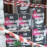 Angereiste Antifaschisten sprengen AfD-Stammtisch