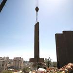 Illegaler Mauerbau in Beit Jala wird fortgesetzt