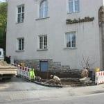 Charly-Vollmann-Platz: Stadt sucht Zeitzeugen und Fotos
