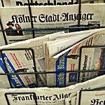 Zeitungen: Immer weniger Leser haben eine Wahl