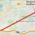 Köln und Bergisch Gladbach finden Lösung für Dauerstau