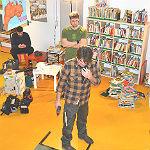 Volle Kanne: ZDF möbelt die Kinderbücherei Paffrath auf