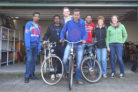 """Das Projekte """"Mobile Nachbarn"""" in Bergisch Gladbach-Schildgen"""
