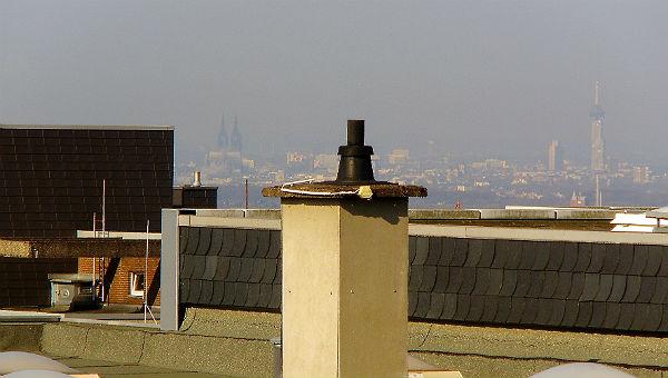 PR  Bensbergs Dächern