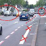 Das Mobilitätskonzept bringt Radfahrern wenig