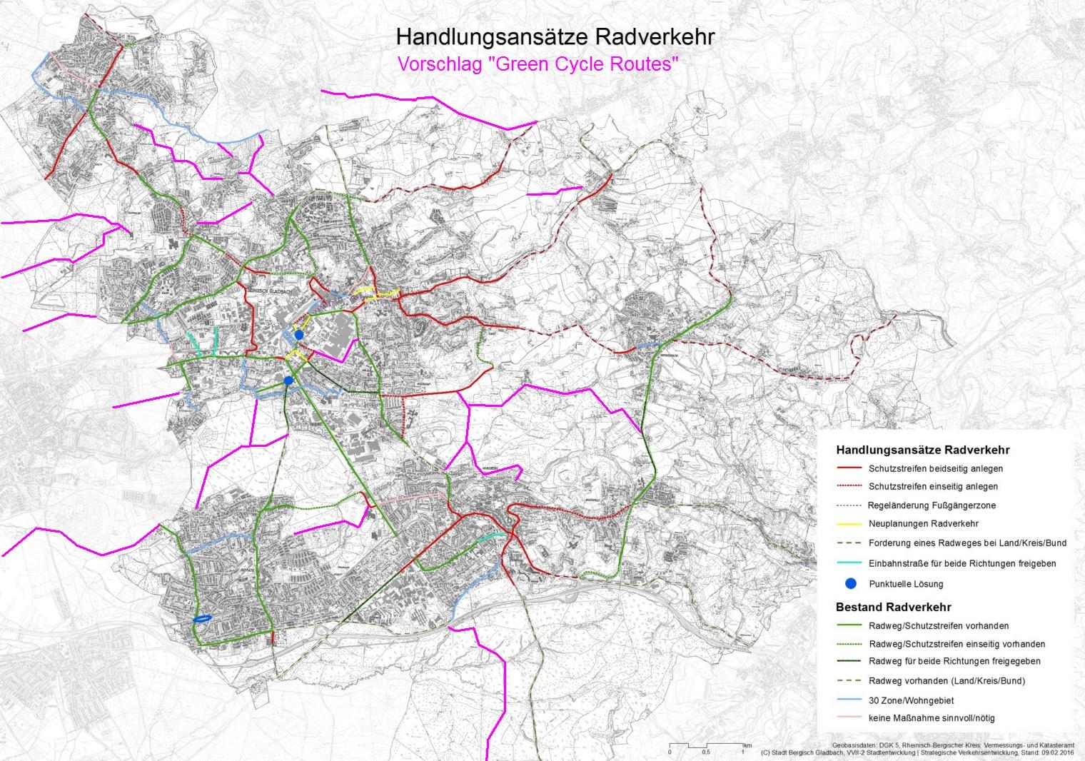 Radverkehr-Vorschlag-green-cycle-routes