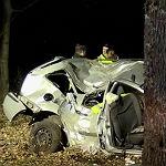 Zwei Tote bei einem Verkehrsunfall in Katterbach