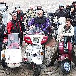 Vespa-Club startet am Sonntag in den Frühling